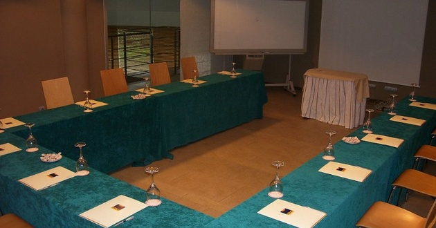 Salón Cobalto Hotel HLG CityPark Sant Just