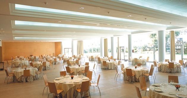 Salón Platino Hotel HLG CityPark Sant Just